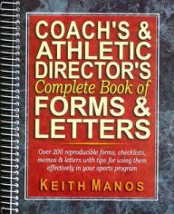 Coach's and Athletic Director's Complete Book of Forms and Letters