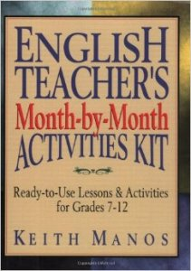 English Teachers Month by Month Activities Kit